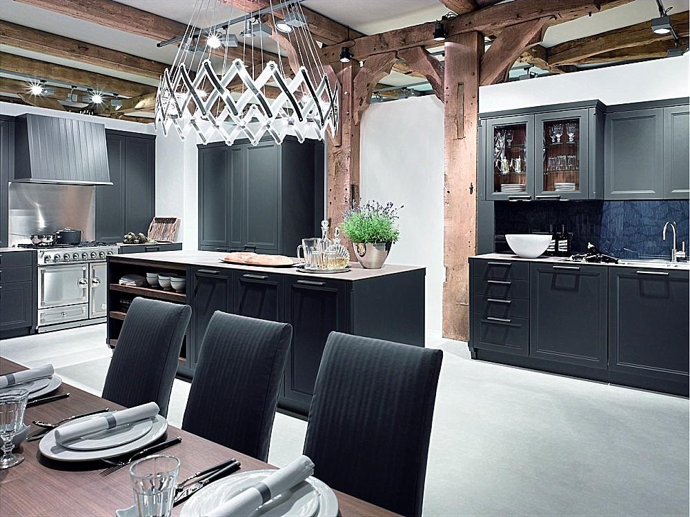 rahmenfront landhaus stil. Black Bedroom Furniture Sets. Home Design Ideas