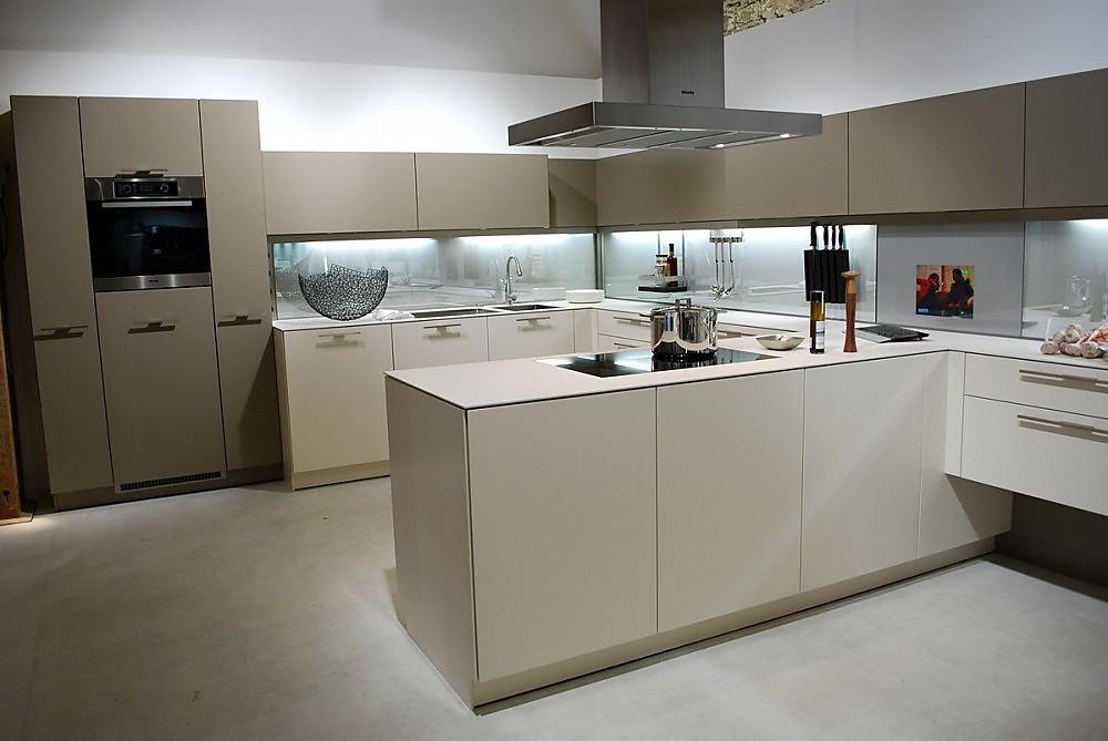 Block Küchen küche mit arbeitsblock