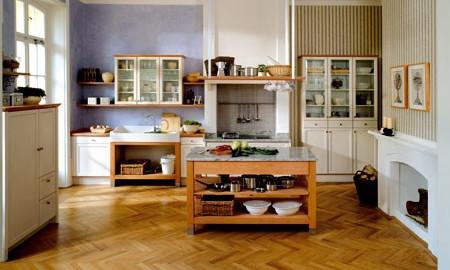 Moderne landhausküche  Landhausküche modern: So wird die Landhausküche gemütlich und ...