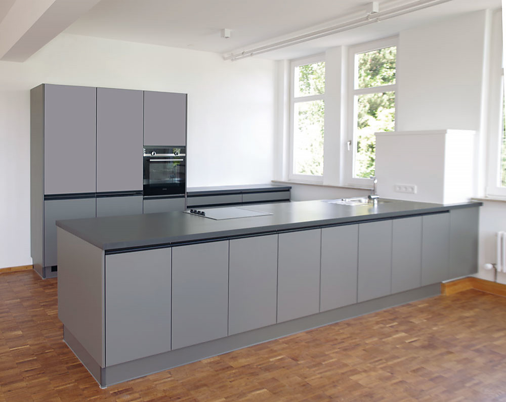 clasan moderne k che. Black Bedroom Furniture Sets. Home Design Ideas