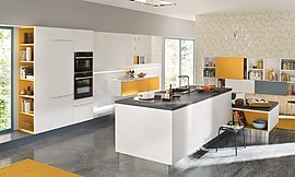 Küchenblock mit sitzbank  Ballerina Küchen : Küchenbilder in der Küchengalerie (Seite 3)