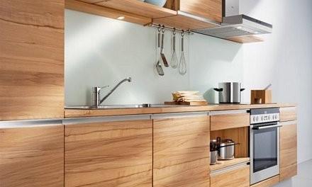 Küche buche  Holzarten für die Holzküche - Die Holzküche bei KüchenAtlas