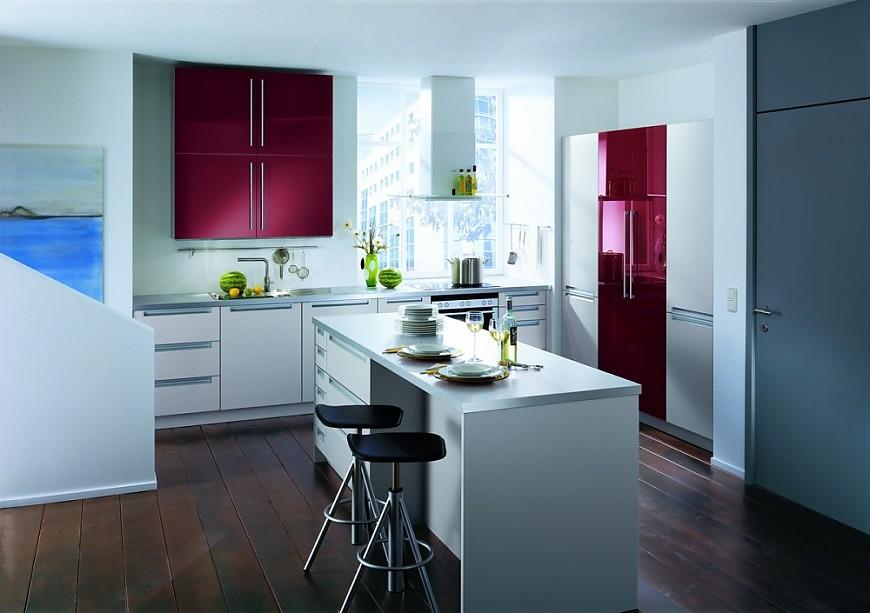 pronorm Küchen  Küchenbilder in der Küchengalerie