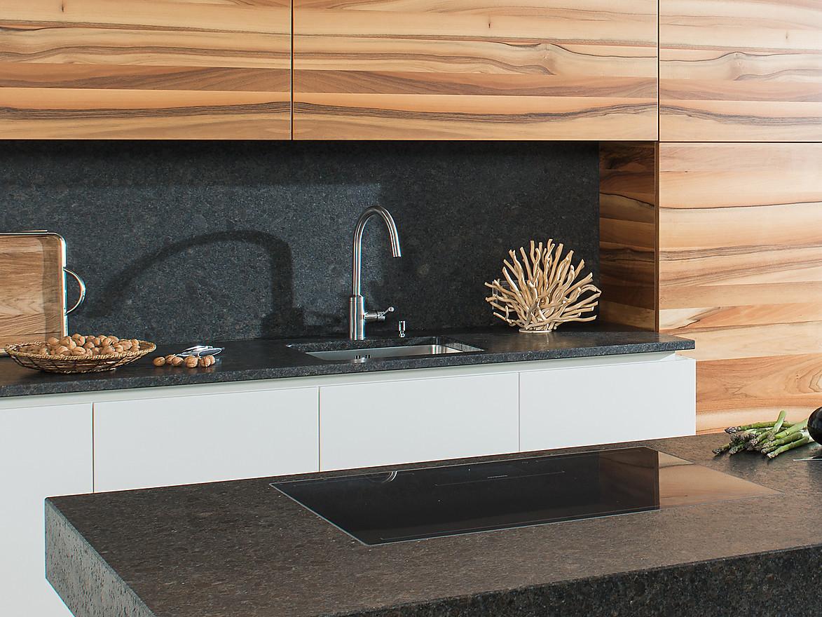 Gestaltungstipp Küchenrückwand  Arbeitsplatten bei KüchenAtlas