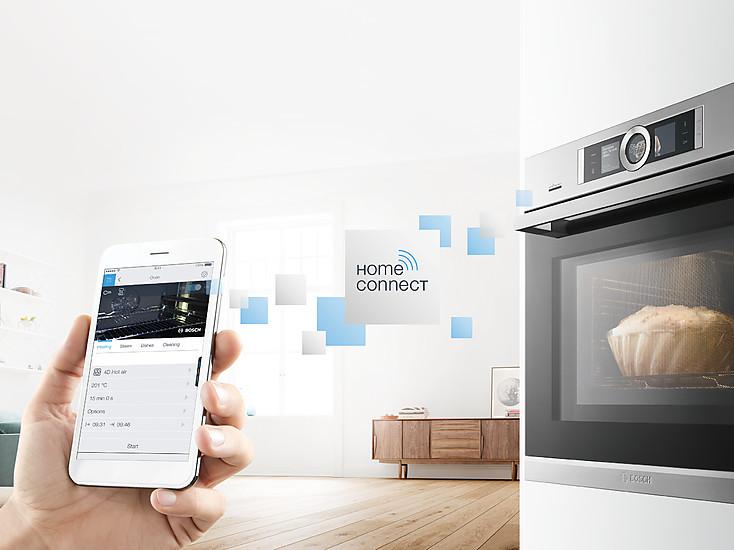 Bosch Kühlschrank Kamera : Bosch vernetzter haushalt dank home connect