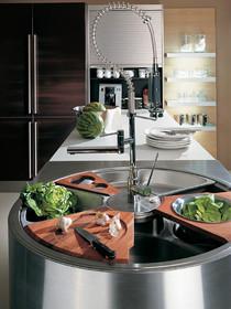 designelemente so wird aus ihrer k che eine designk che. Black Bedroom Furniture Sets. Home Design Ideas