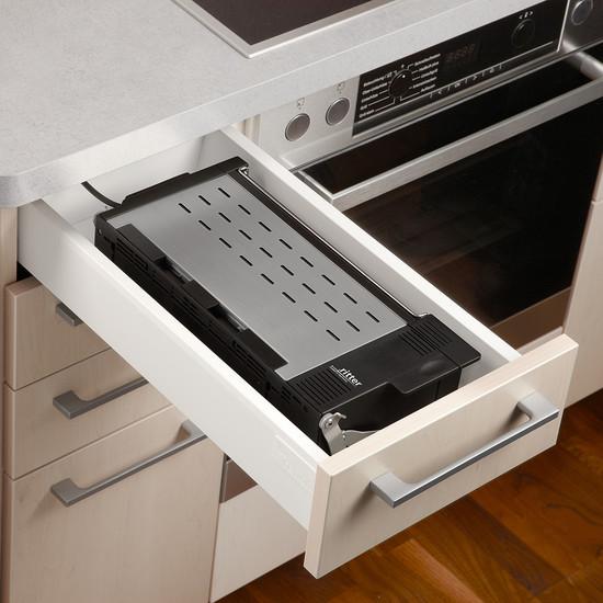 Einbautoaster Von Ritterwerk Innovativer Toaster Fur Die Einbaukuche