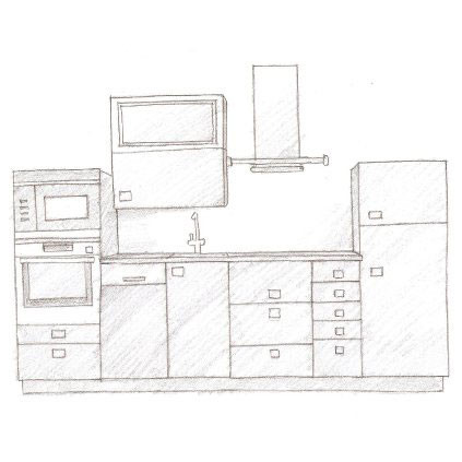 k chenplanung von singlek chen und minik chen so geht 39 s. Black Bedroom Furniture Sets. Home Design Ideas