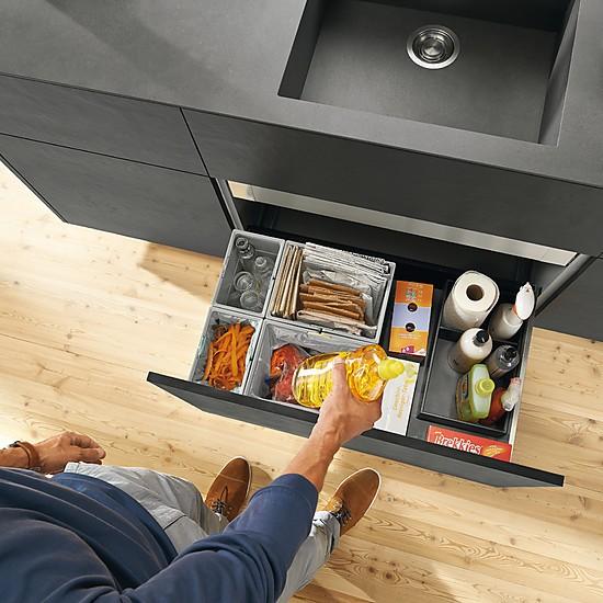 Ergonomie und funktionalitat in der kuche kuchenatlas for Küchenschr nke abmessungen