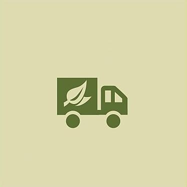 Der Transport der leichten GreenLine Küchen ist CO2 arm.