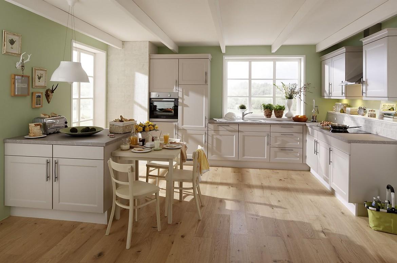 L küche elmundo magnolia matt lack