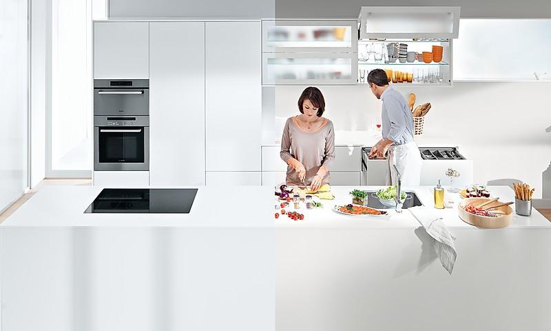 ergonomie und funktionalität in der küche | küchenatlas, Möbel