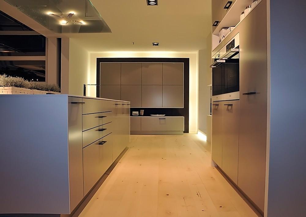 Zuordnung Stil DesignKüchen, Planungsart Küche mit KüchenInsel