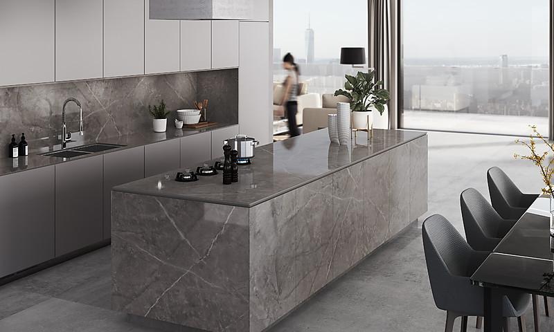 keramikarbeitsplatten: das große küchenatlas