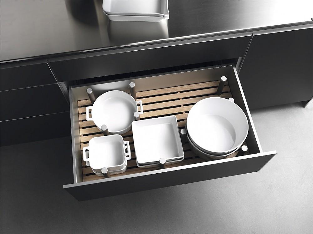 Küche Mit Holzboden : Auszug der Küche b3 mit Holzboden und ...