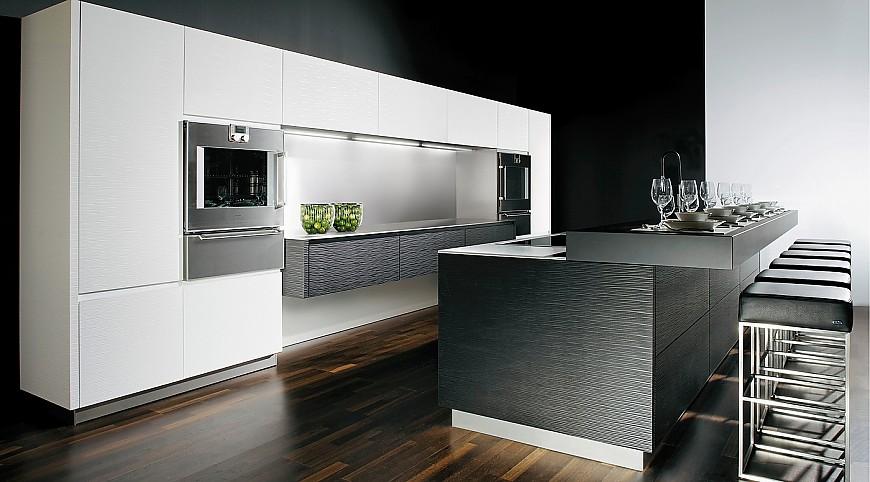 Stil Design-Küchen, Planungsart Küche mit Küchen-Insel