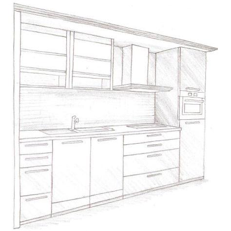 Küchenplanung von Singleküchen und Miniküchen: So geht\'s