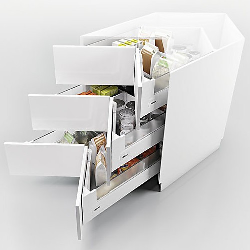Küchen eckschrank  Küchenschränke: Übersicht über die Küchen-Schranktypen