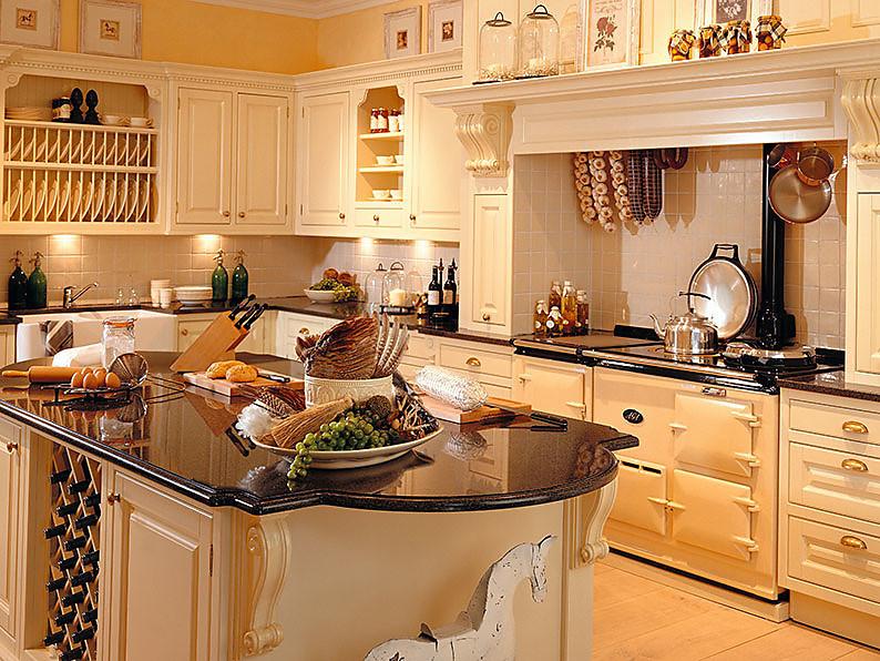 Herrschaftliche Landhauskuchen Der Prachtige Stil