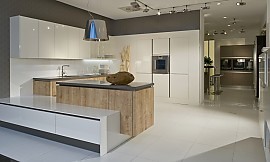 Küchenplanung u-form  Moderne U-Form-Küche