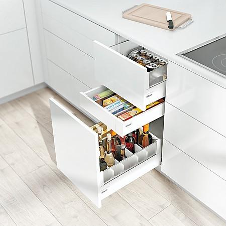 innenausstattung und zubeh r ergonomie in der k che. Black Bedroom Furniture Sets. Home Design Ideas