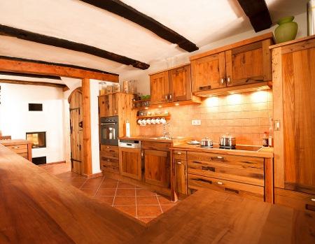 gebrauchte küchenmöbel eiche rustikal ~ die beste inspiration für ... - Eiche Rustikal Kche